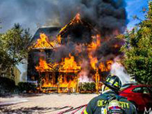 Fire Damage Restoration Services - Ocean City, MD