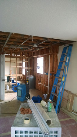 Smoke Damage restoration, Ocean City, MD