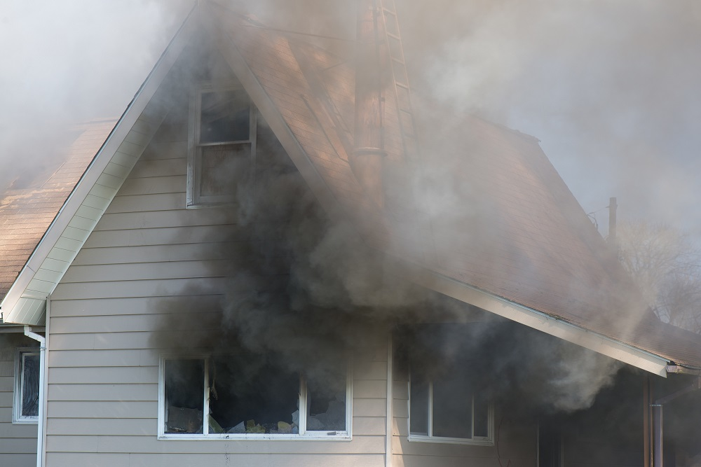 The Dangers Associated with Smoke Damage